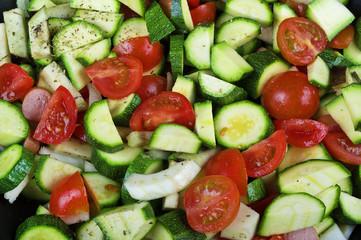 Zucchine in Padella 02 04 10