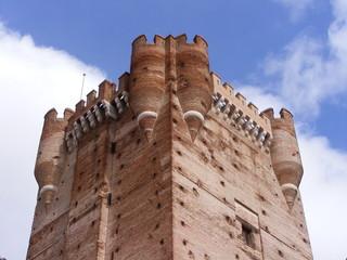 Castillo de Medina del Campo (torre del homenaje)