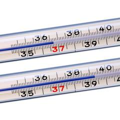 Körpertemperaturen