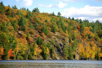 Bon Echo national park
