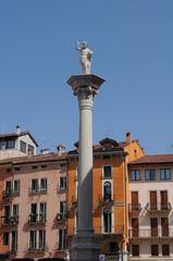 Vicenza_colonna Redentore_piazza dei Signori