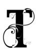 letra T alfabeto