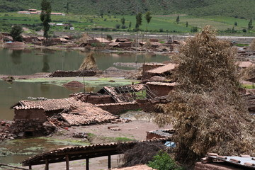 flood damage in Cusco2