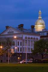 State capitol complex in Trenton, New Jersey
