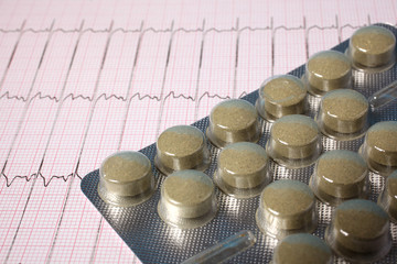 elettrocardiogramma e medicine
