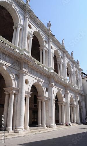 Basilica in piazza dei Signori a Vicenza_Palladio Architetto_