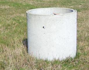 concrete manhole ring