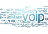 VoIP - Voice of IP poster