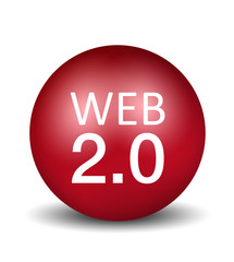 Web 2.0 - red