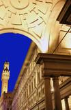 Florencie, Uffizi galerie