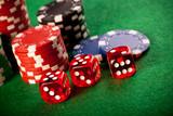 Casino betting poster