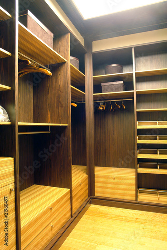 a part of closet