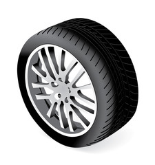 vector wheel