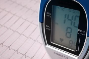 elettrocardiogramma e misurazione della pressione