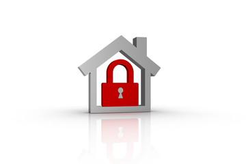 casa simbolo sicurezza