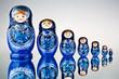 Babushka Nesting Dolls - 21974647
