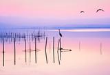 Fototapete Wasser - Lago - Meer / Ozean