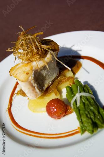 Cocina de autor de viti78 imagen libre de derechos for Que es cocina de autor