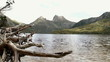 Cradle Mountain in Tasmania.