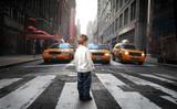 Fototapety City street