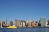 Good morning New York. poster