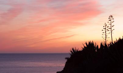 Sonnenuntergang,Praia da Rocha , Portugal,Portimao