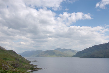 Loch Morar looking east