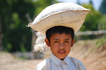 Jeune indonésien