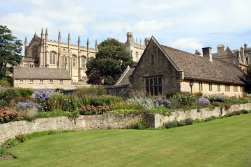 Christ Church College War Memorial Garden, Oxford