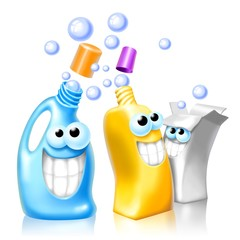 detergents happy