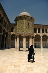 umayyad mosque in syria