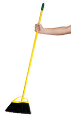 Broom Isolated
