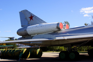 Soviet airplanes of russian aircraft