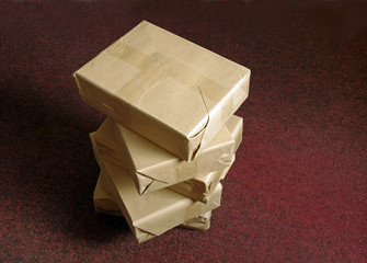 The paper packages