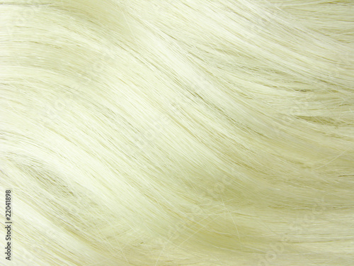 blond hair wave texture