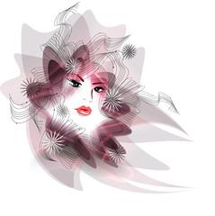 women, vector illustration