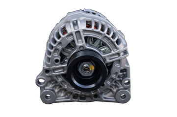 Isolated Alternator front