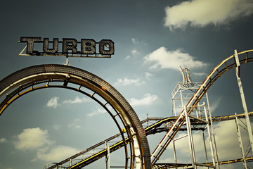 Turbo Rollercoaster