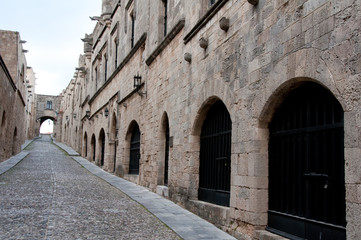 knight's street