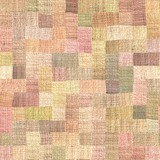 multicolor patchwork seamless texture poster