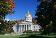 The State Capitol Building in Montpelier Vermont