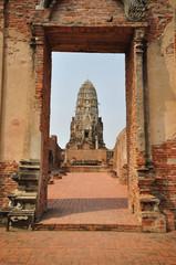 Pagoda in door