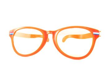Orange glasses for Dutch WK
