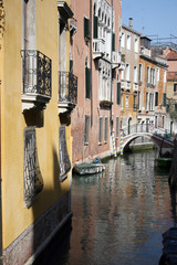 Backwaters of  Venice