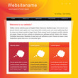 Solar web site template
