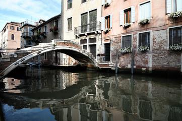 Brücke in Venedig