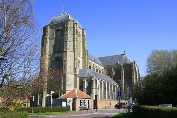 Grote Kerk in Veere.