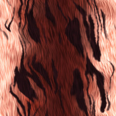 Tiger animal skin fur