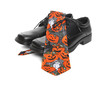 Business Man Halloween Tie