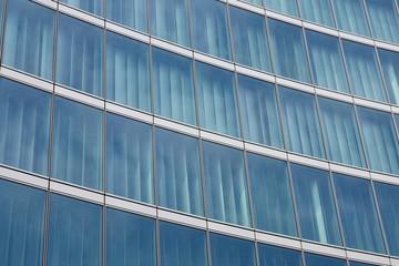 vetrata di un grattacielo